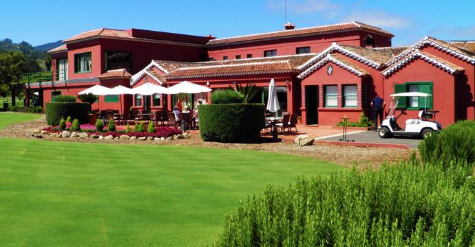 Portugal Golf Real Club de Tenerife Golf Course Three Teetimes