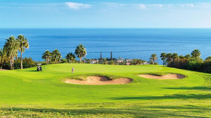 Portugal Golf Tecina Golf Course Teetimes