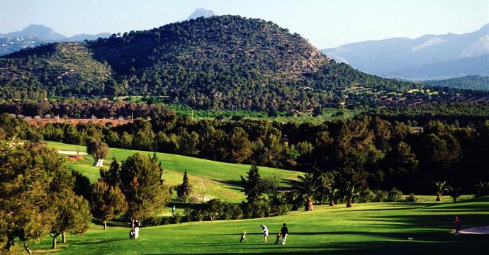 Portugal Golf Poniente Golf Course Two Teetimes