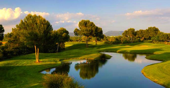 Portugal Golf Son Antem West Golf Course Three Teetimes