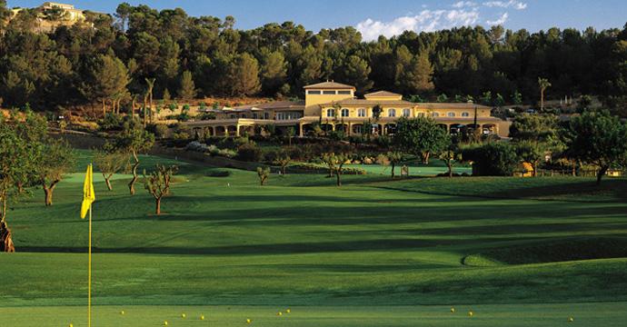 Portugal Golf Son Muntaner Golf Course Three Teetimes