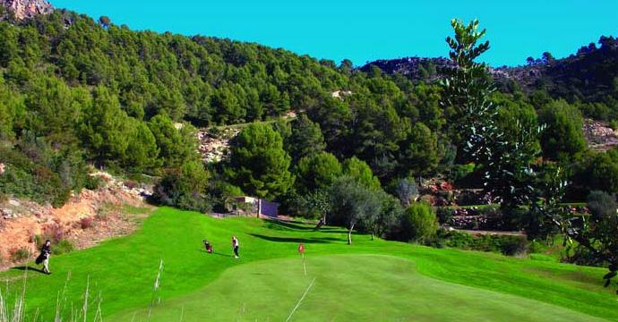 Portugal Golf Son Termen Golf Course Two Teetimes