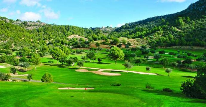 Portugal Golf Son Termen Golf Course Three Teetimes