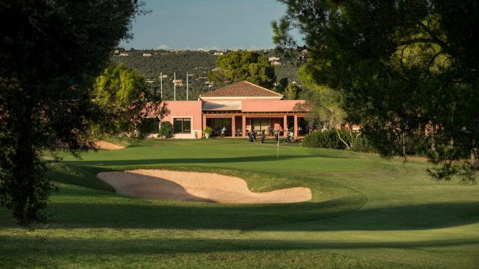 Portugal Golf Park Mallorca Golf Course Two Teetimes