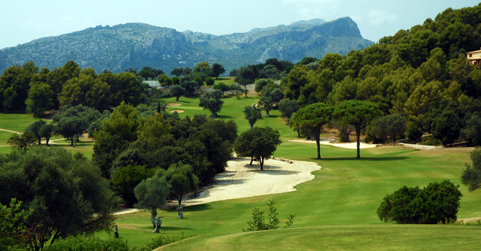 Portugal Golf Pollensa Golf Course Two Teetimes