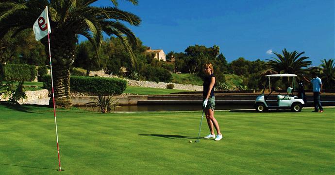 Portugal Golf La Reserva Rotana Golf Course Two Teetimes