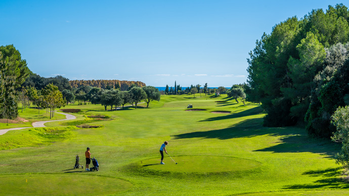 Portugal Golf Pula Golf Course Teetimes