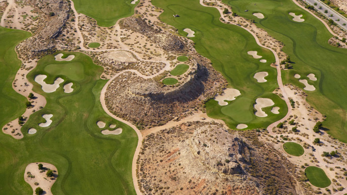 Spain Golf Courses El Valle Teetimes