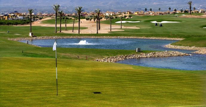 Spain Golf Courses | Hacienda del Alamo  Resort - Photo 2 Teetimes