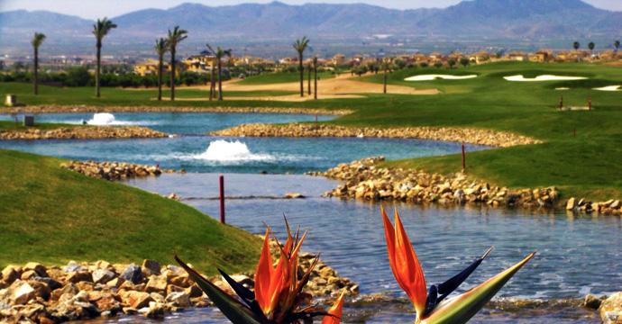 Spain Golf Courses | Hacienda del Alamo  Resort - Photo 3 Teetimes