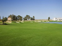 Hacienda Riquelme Golf Resort - Green Fees