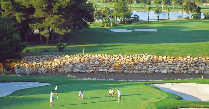 Portugal Golf La Manga Club Resort South Golf Course Two Teetimes