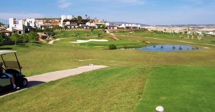 Spain Golf Courses La Peraleja Teetimes