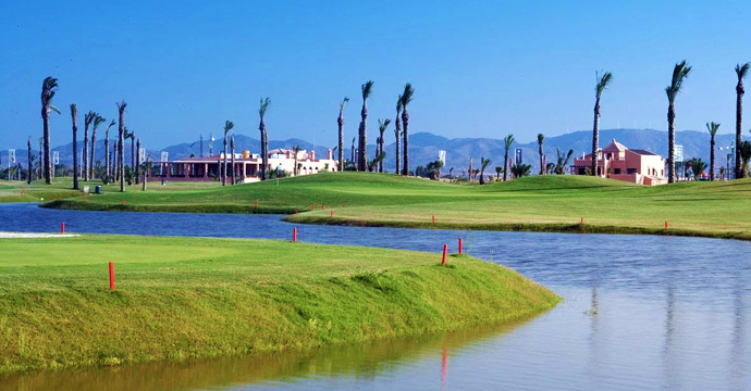 Portugal Golf La Serena Golf Course One Teetimes