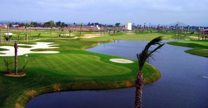 Portugal Golf La Serena Golf Course Three Teetimes