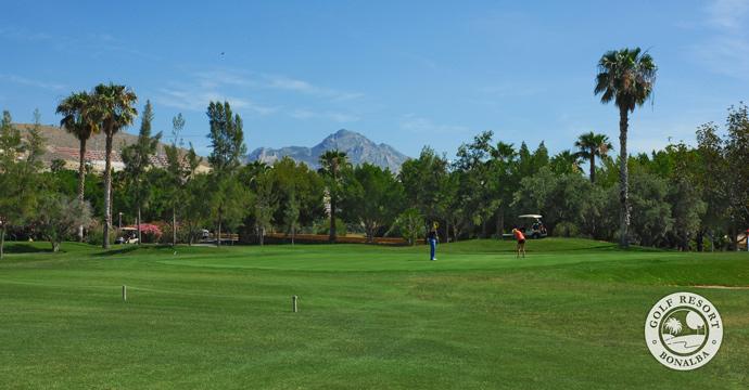 Portugal Golf Bonalba Golf Course Three Teetimes