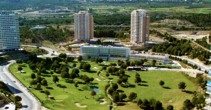Portugal Golf Las Rejas Benidorm Golf Course Teetimes