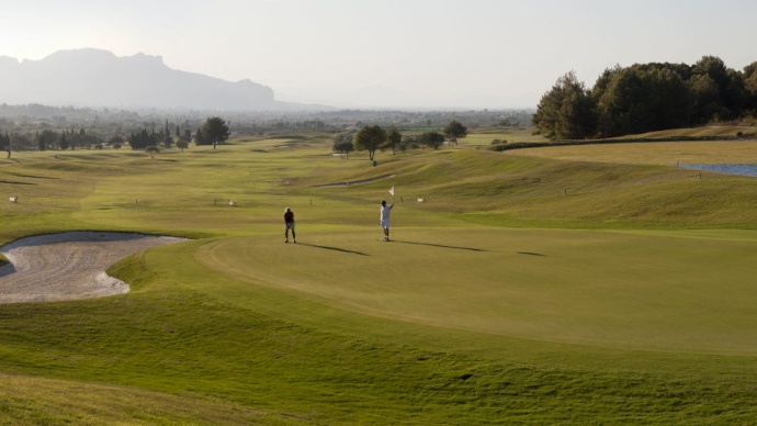 Spain Golf Courses La Sella Teetimes