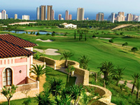 Villaitana Golf Course Levante - Green Fees