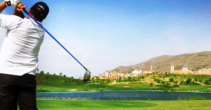 Spain Golf Courses | Villaitana   Levante - Photo 1 Teetimes