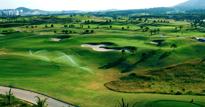 Spain Golf Courses Villaitana Poniente Teetimes