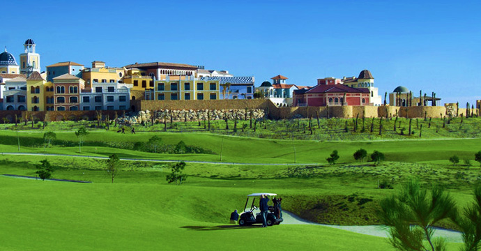 Spain Golf Courses | Villaitana   Poniente - Photo 1 Teetimes