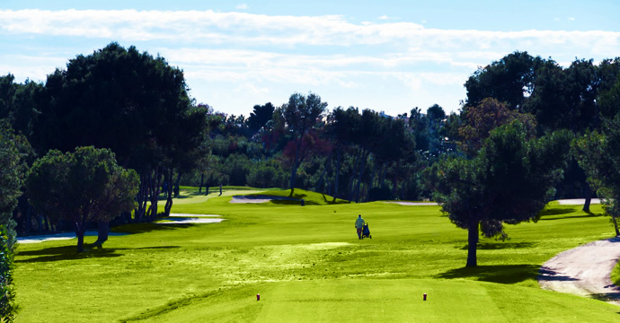 Spain Golf Courses Villamartin Teetimes