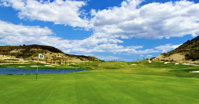Spain Golf Courses Font del Llop Teetimes