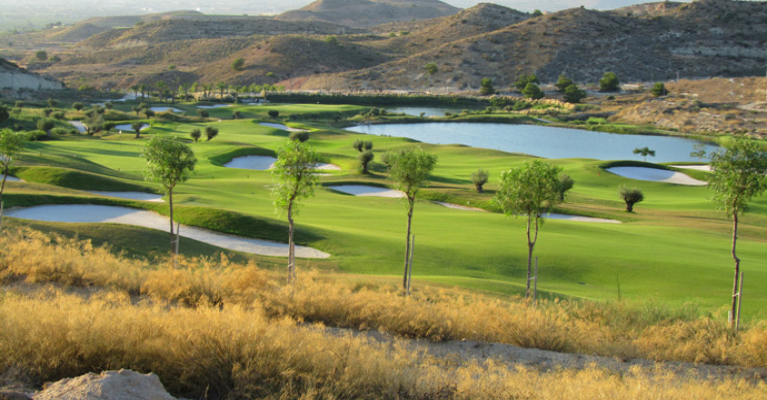 Portugal Golf Font del Llop Golf Course Three Teetimes
