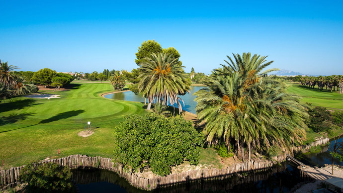 Spain Golf Courses Oliva Nova Teetimes