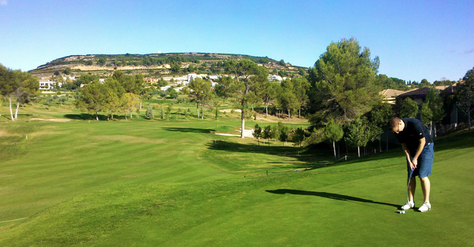 Spain Golf Courses El Bosque Golf & Country Club Teetimes