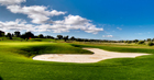package 7 Nights BB & Unlimited Golf Rounds
