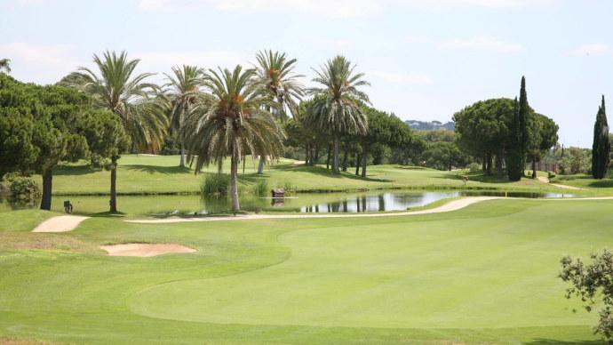 Portugal Golf Llavaneras Golf Course Teetimes