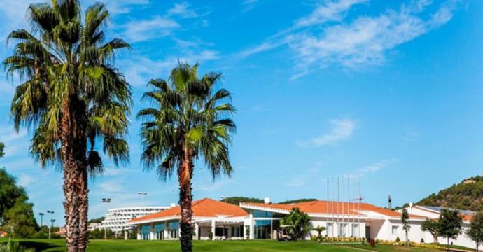 Portugal Golf Terramar Golf Course Three Teetimes