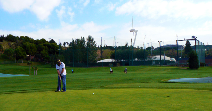 Portugal Golf Montjuic Pitch & Putt Golf Course Teetimes