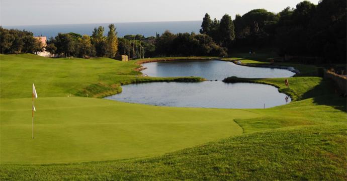 Portugal Golf Sant Vicenç de Montalt Golf Course Teetimes