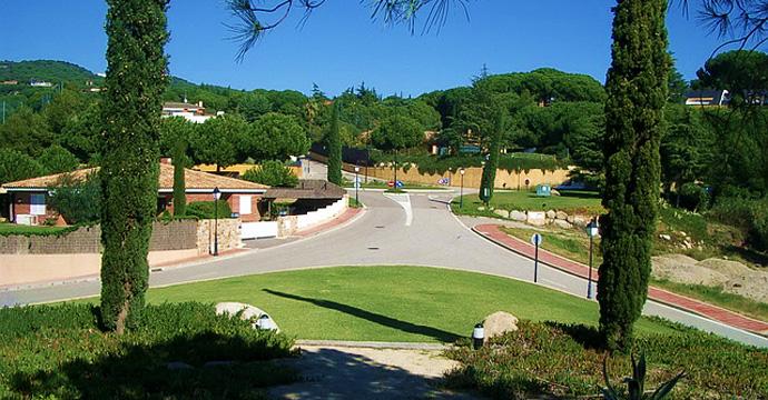 Portugal Golf Sant Vicenç de Montalt Golf Course Three Teetimes