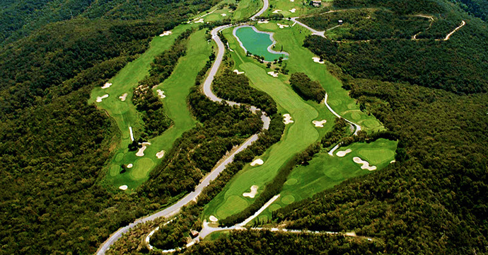 Portugal Golf Costa Brava Green Golf Course Two Teetimes