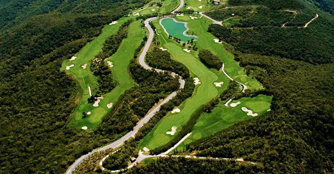 Portugal Golf Costa Brava Green Golf Course Two Teetimes