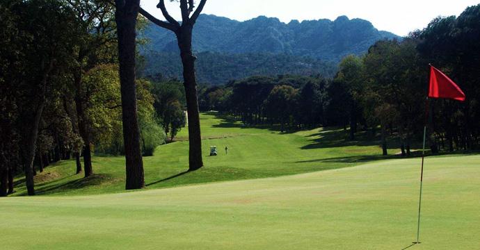 Portugal Golf Costa Brava Green Golf Course Three Teetimes