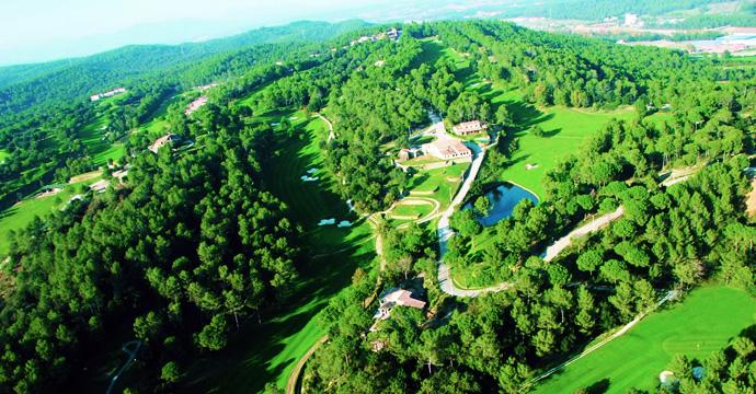 Portugal Golf Girona Golf Course Three Teetimes