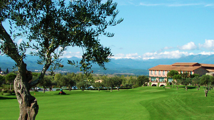 Portugal Golf Peralada Golf Course Two Teetimes
