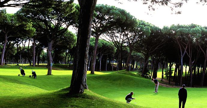 Portugal Golf Platja de Pals Golf Course Three Teetimes