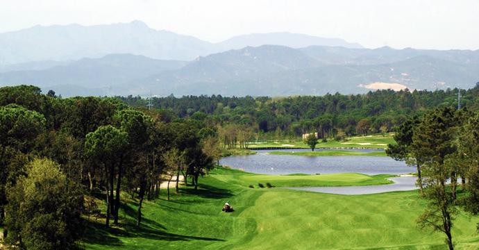 Portugal Golf P.G.A. Catalunya - Tour Golf Course Three Teetimes