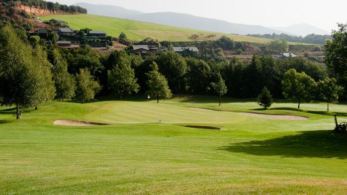 Portugal Golf Aravell Andorra Golf Course Teetimes