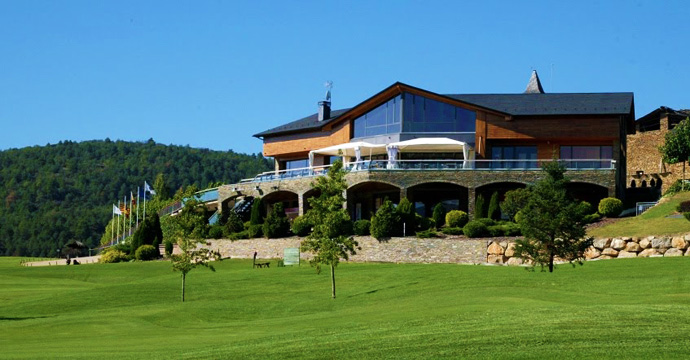 Portugal Golf Aravell Andorra Golf Course One Teetimes