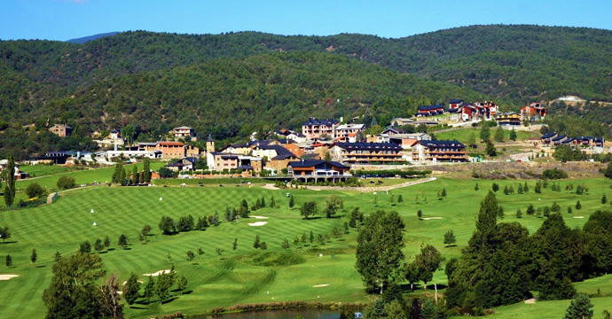 Portugal Golf Aravell Andorra Golf Course Two Teetimes