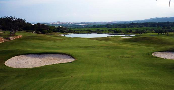 Portugal Golf El Vendrell Center Golf Course Teetimes