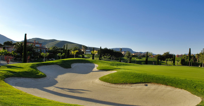 Portugal Golf Bonmont Terres Noves Golf Course One Teetimes
