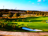 Lumine Lakes Course - Green Fees
